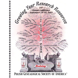 2013 PGSA Conference Syllabus