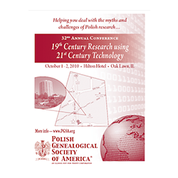 Electronic Version of 2010 PGSA Conference Syllabus - 19th Century Research Using 21st Century Technology