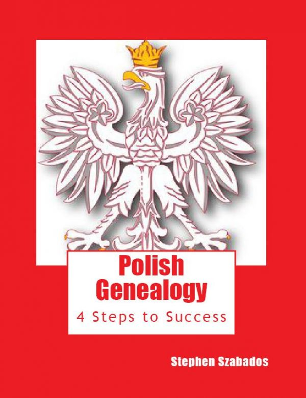 Front-cover-Polish-Genealogy