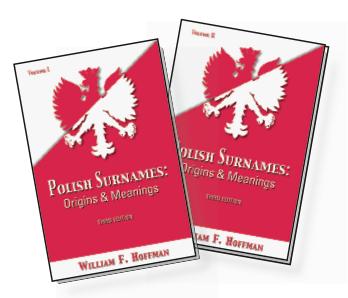Polish-Surnames-2-book-set