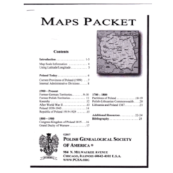 Maps packet 2017 cover